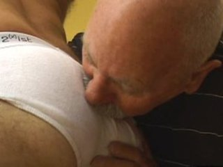 old man fucks a daddy / 4034