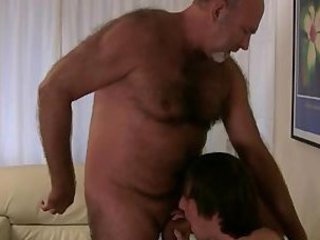 Old gay bear getting his dick sucked by twink gaypridevault part3 / 53