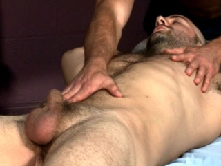 Chad Brock Rubs Bi Hunk David Chase / 152