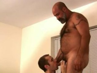 Mature bear fucks cute part4 / 325
