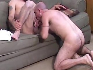 mature gay bear and his 42yo fuck buddy / 27