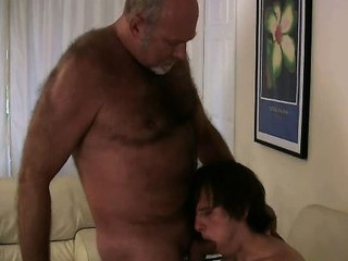 Old gay bear getting his dick sucked by twink gaypridevault part1 / 69