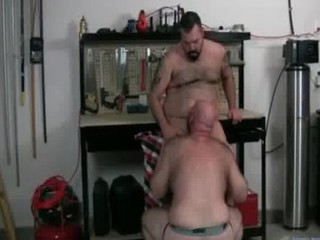 Gay bears Dirk Magnum &_ TJ Dillon in the gays / 50
