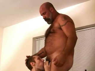 Mature bear fucks cute part5 / 238