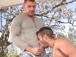 Hairy Bears Explosive Ass Fucking Session / 265