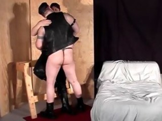 Tattoo Big Ass Gay Leather Bear Suck And Fuck / 45